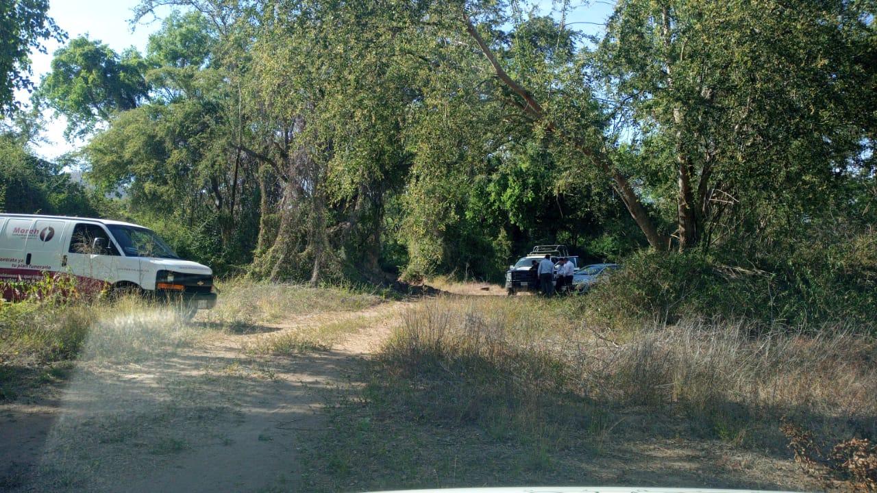 Encuentran cadáver en estado de descomposición al norte de Culiacán