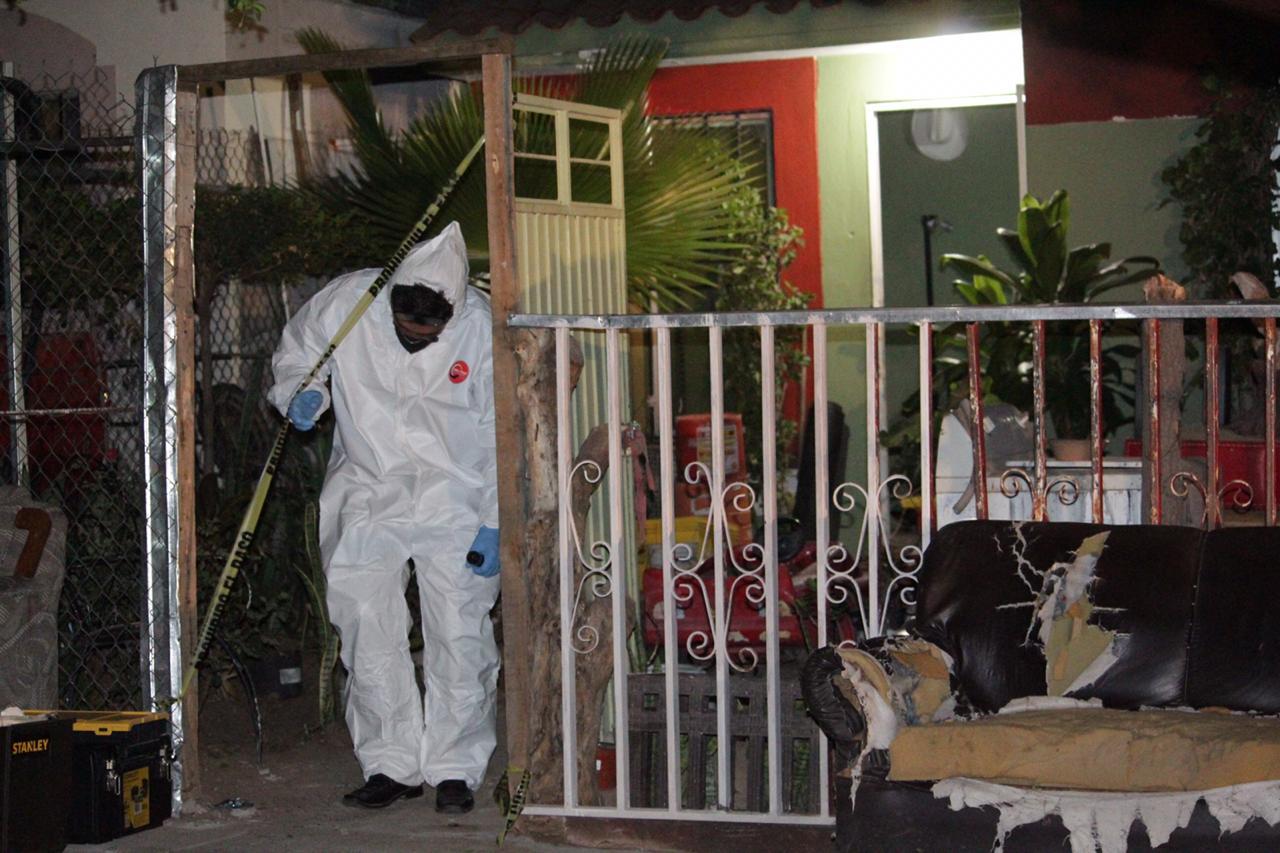 Ejecutan a un hombre al interior de una vivienda en Villa Bonita