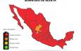 México volverá a la Nueva Normalidad con 31 estados en 'riesgo máximo'